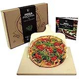 #benehacks® Pizza Propria Pizzastein 1,5cm für...
