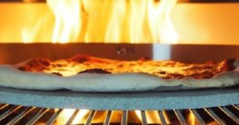 Pizzastein für Kugelgrill